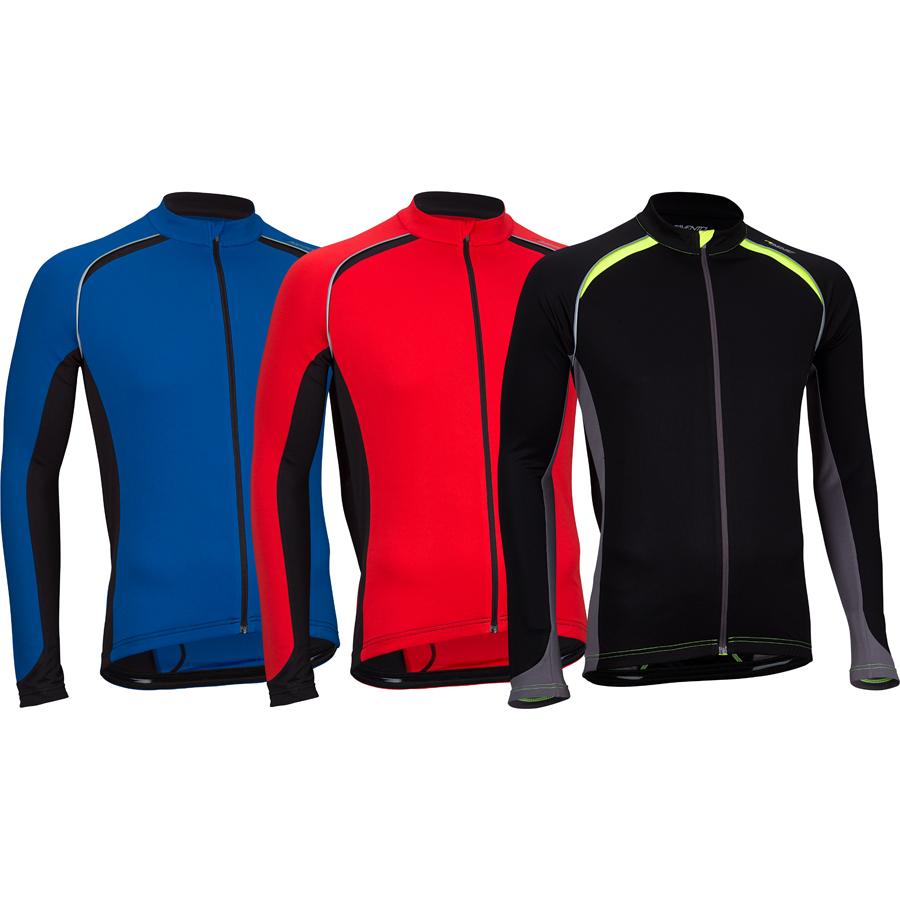 Cycling Shirt Long Sleeve • Men •