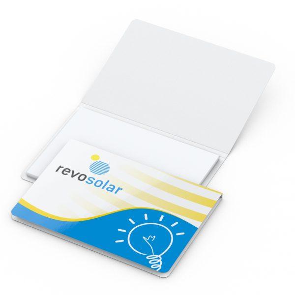 Memo-Card plakbriefje Wit