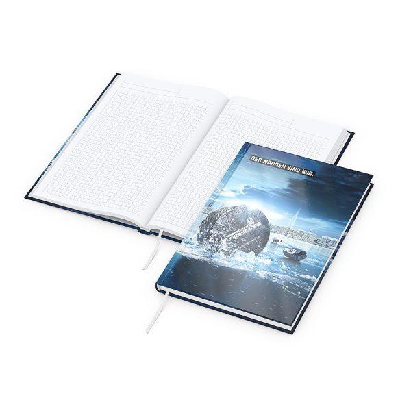 Note-Book A5 4C-digitaal