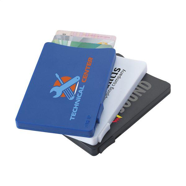 RFID Visita Slide kaarthouder (4)