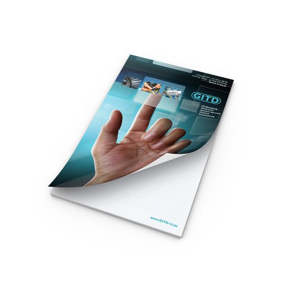 Note-Pad Cover A5