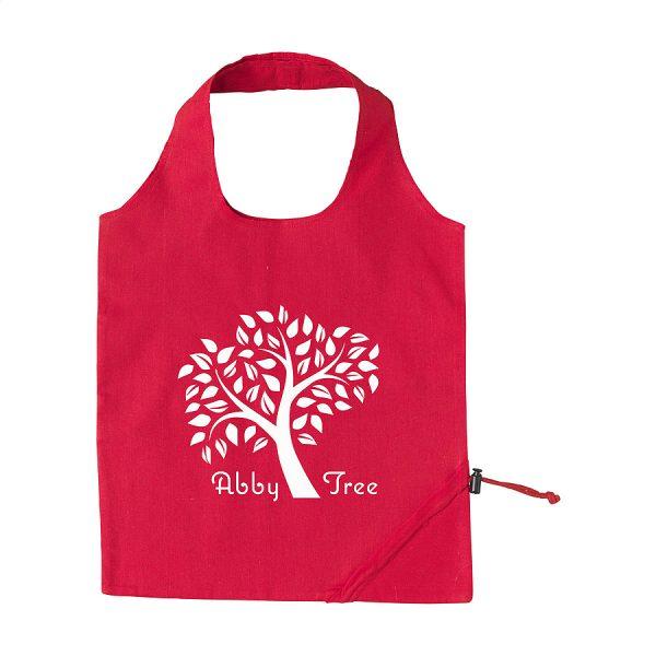 Strawberry Cotton opvouwbare tas (1)