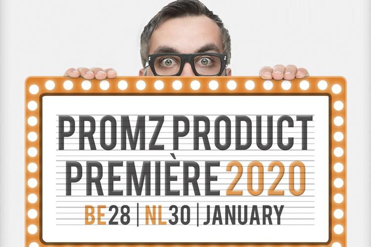 Nieuw kick-off event voor de promotionele productenbranche