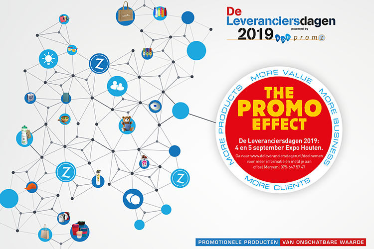 The Promo Effect thema De Leveranciersdagen