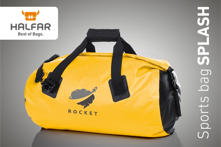 Sporttravel bag SPLASH Halfar