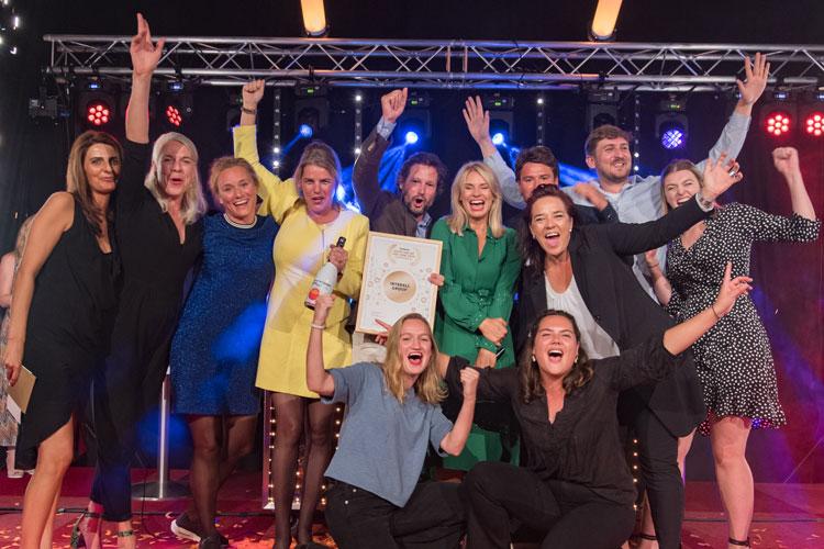 Interall winnaar Supplier of the Year 2019 categorie Specialist