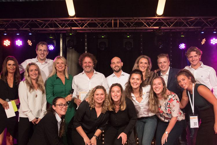 Interimage winnaar publieksprijs Full Service Leverancier van het Jaar 2019
