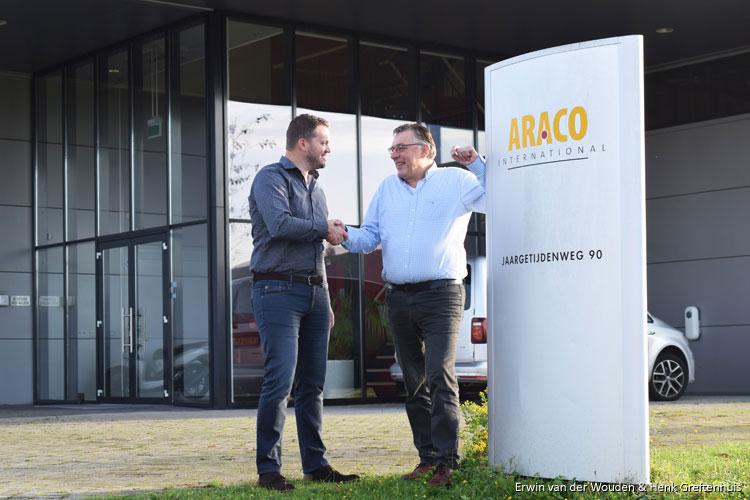 Nieuw algemeen directeur bij Araco International