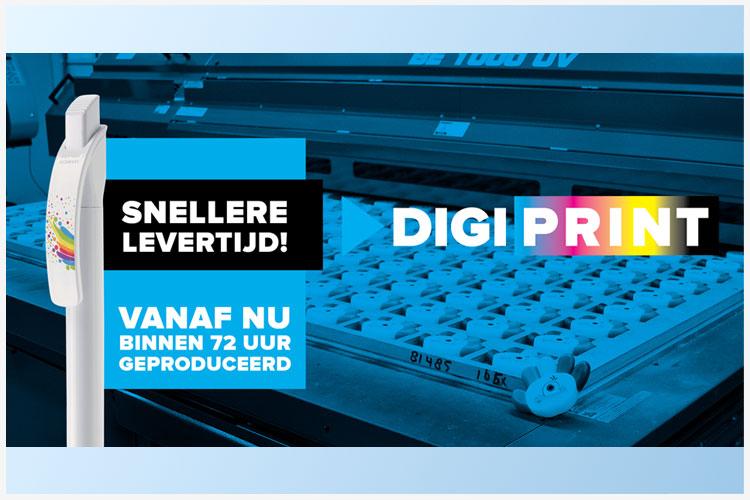 Toppoint verkort levertijd digitaaldruk