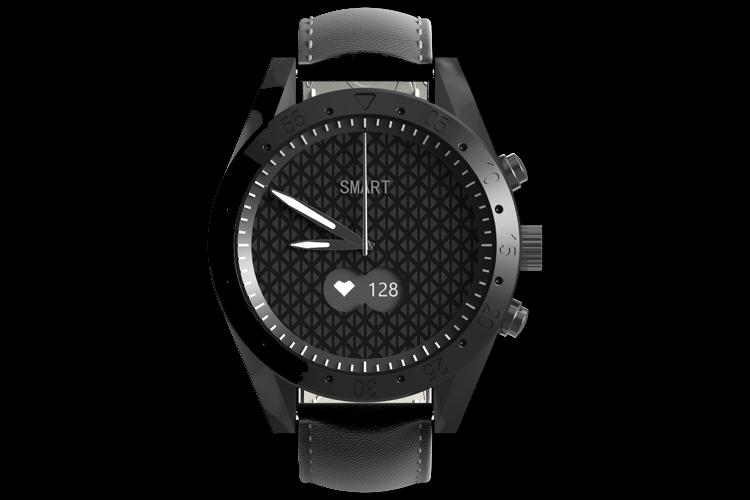 Na de hybride auto nu ook het hybride horloge