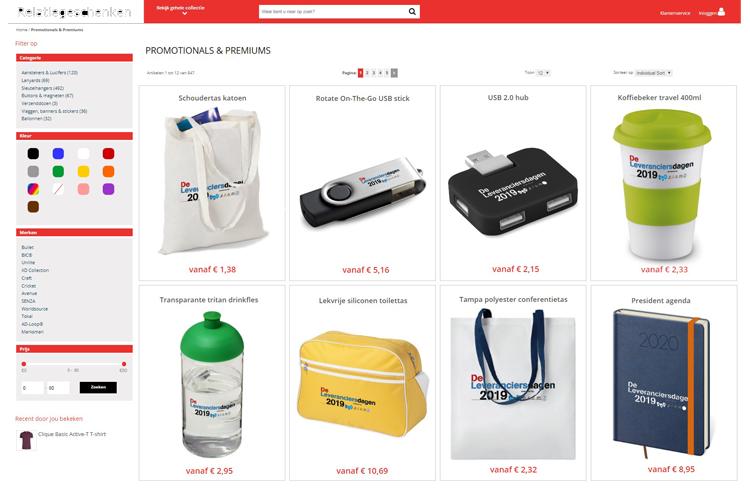 Breng je fysieke showroom online naar jouw klanten