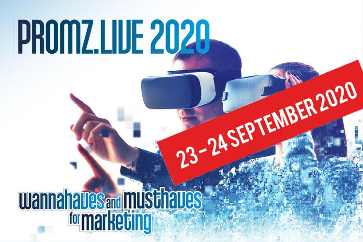 PromZ.Live naar 23 en 24 september