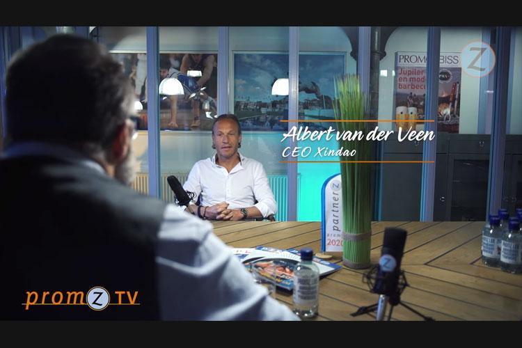PromZ.TV Interview met Albert van der Veen