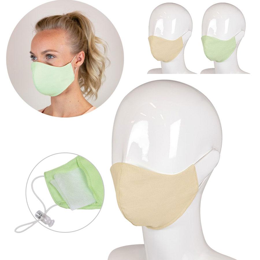 Herbruikbaar masker medisch katoen