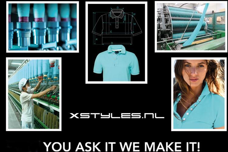 Custom made textile
