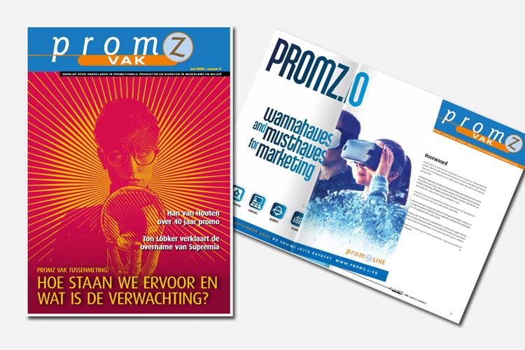De nieuwe PromZ Vak is uit