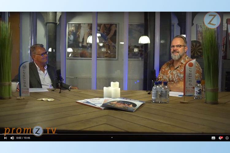 PromZ.TV met Serge Mertens