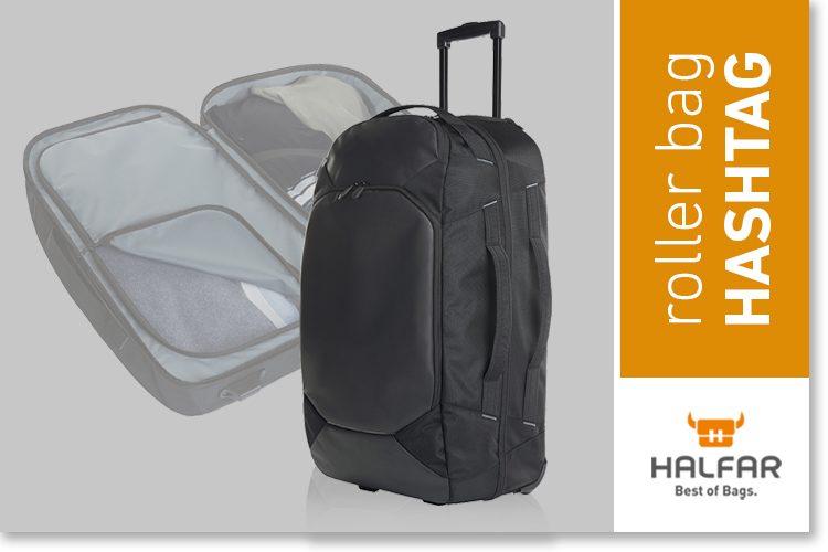 roller bag HASHTAG