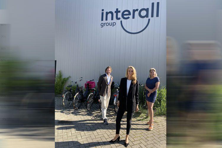 Nieuwe directeur Interall Anne Huisman
