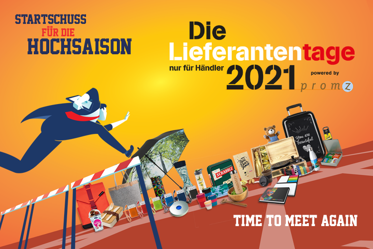Die Lieferantentage nieuwe Duitse vakbeurs voor de promotionele branche
