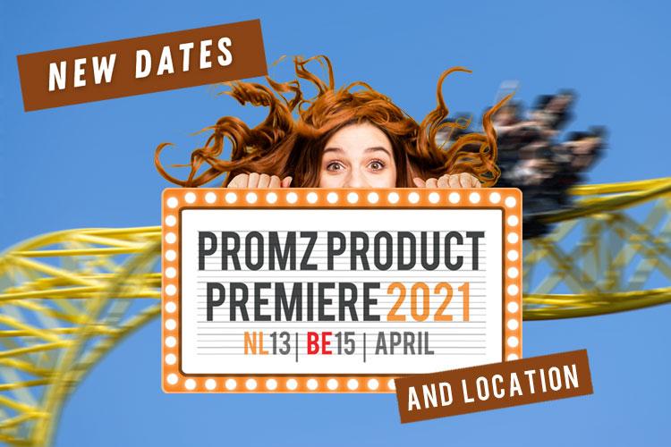 PromZ Product Première verplaatst naar 13 en 15 april