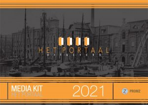 Bekijk hier de Mediakaart van PromZ voor 2021 Engelstalig)