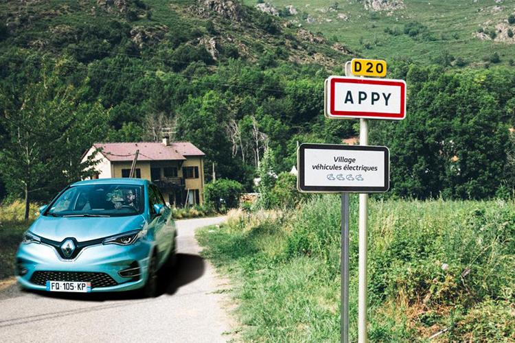Renault – Electric Village